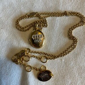 Juicy Couture Jewelry - Juicy couture locket